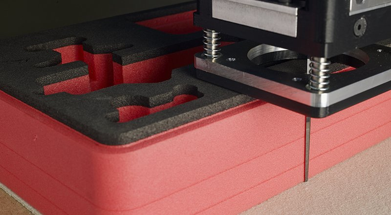 Foam Applications Simplified With The Use Of Axyz Cnc Routers