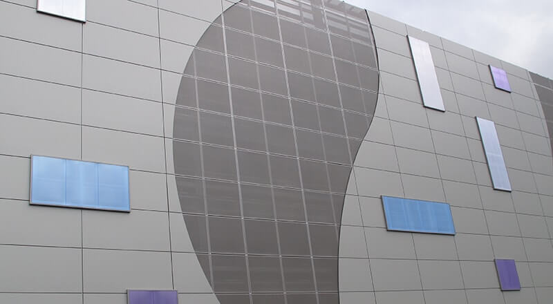 The World S Leading Aluminum Composite Panel Fabrication