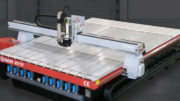 AXYZ Introduce Latest Heavy-Duty CNC Router