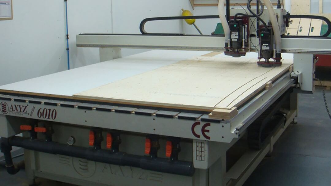 Testimonial: AXYZ Router Centre Stage at Leading Scene Maker