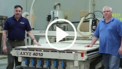 Media Nation - AXYZ CNC Router