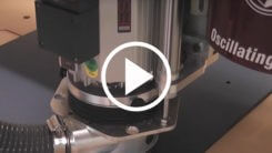 AXYZ Series CNC Router cutting trespa - Video