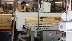 Cecil and Johnson purchase an AXYZ CNC Router