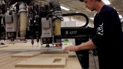 Precise CNC Routing builds cutting edge business with AXYZ CNC Routers