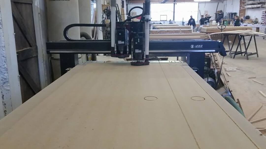 All Scene All Props - AXYZ Series CNC Router