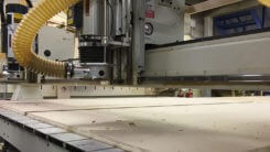 AXYZ CNC Router at Wilcare Wales