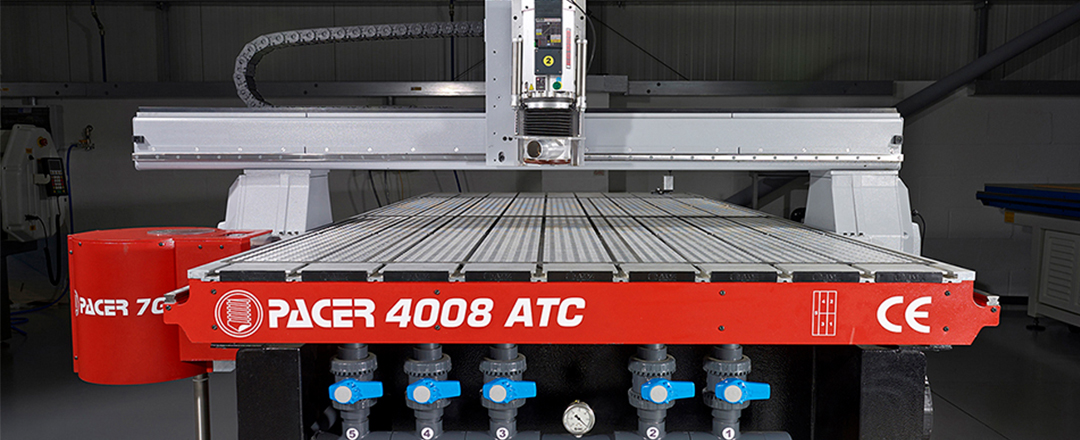 Pacer - CNC Router Machine from AXYZ Automation