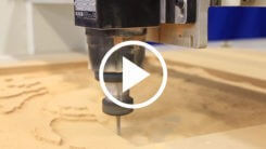 AXYZ Z Series CNC Router - Video