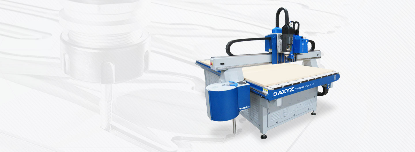 CNC Router for Graphics, Print Finishing, Signmaking
