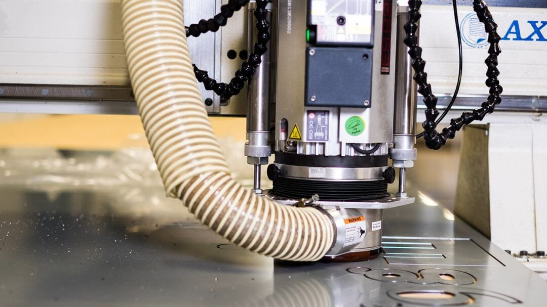 AXYZ CNC Router at William Smith