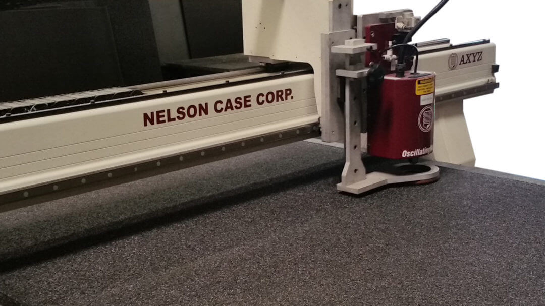 Nelson Case Corporation own an AXYZ CNC router