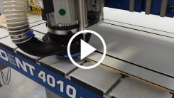 Signmaking Applications on a Trident CNC Router-Knife Hybrid
