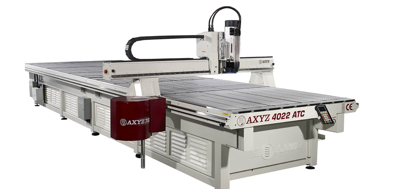 Used Cnc Router >> AXYZ router increases production by 50 per cent at bed manufacturer