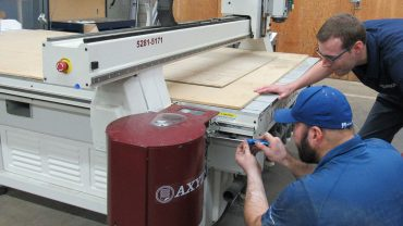 #DidYouKnow: AXYZ has over 60 CNC support staff worldwide