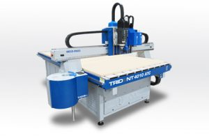 Trident - CNC router knife-hybrid