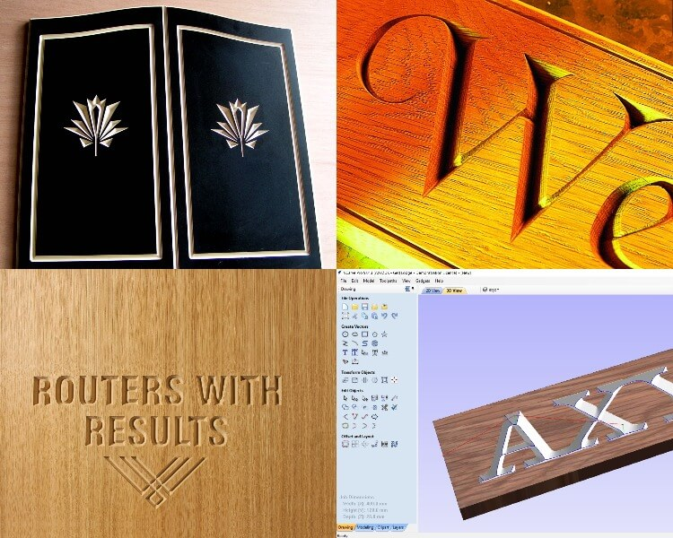CNC Router Technical Tip: Successful V-Carving On Your CNC
